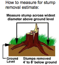 tupelo stump grinding 1